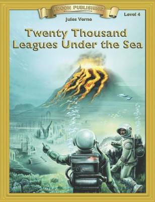 Twenty Thousand Leagues Under The Sea Easy Reading Classics Adapted And Abridged Ebook Jules Verne 9780848111847 Christianbook Com