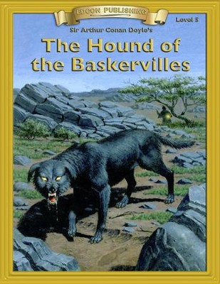 The Hound of the Baskervilles: Easy Reading Classics Adapted and Abridged - eBook  -     By: Sir Arthur Conan Doyle