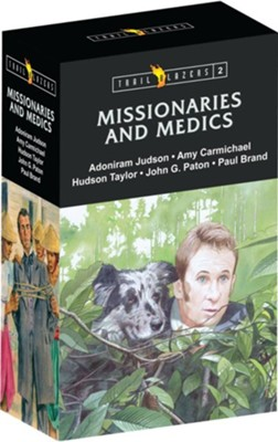Missionaries & Medics - Box Set #2  -