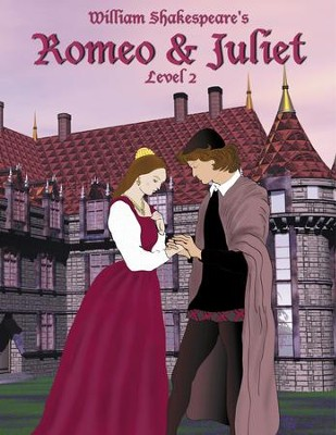 Romeo and Juliet: Easy Reading Shakespeare in 10 Illustrated Chapters - eBook  -     By: William Shakespeare