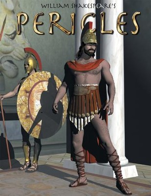 Pericles: Easy Reading Shakespeare in 10 Illustrated Chapters - eBook  -     By: William Shakespeare