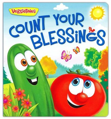 Count Your Blessings  -     By: Kathleen Long Bostrom     Illustrated By: Lisa Reed