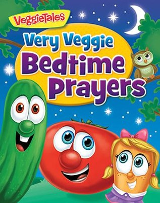 Very Veggie Bedtime Prayers  -     By: Pamela Kennedy, Anne Kennedy Brady     Illustrated By: Lisa Reed