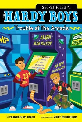 Trouble at the Arcade - eBook  -     By: Franklin W. Dixon