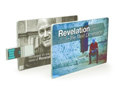 Revelation: The Next Dimension, Sermons on USB Card   -     By: Greg Laurie