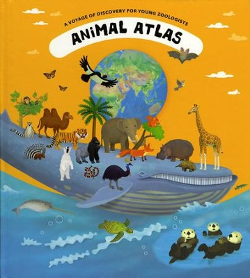 Animal Atlas  -