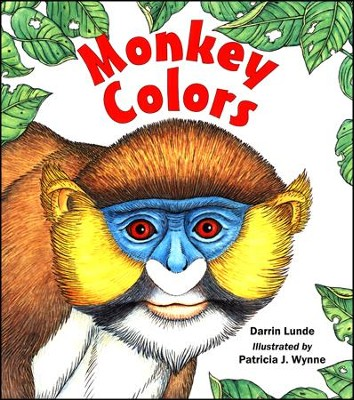 Monkey Colors   -     By: Darrin Lunde