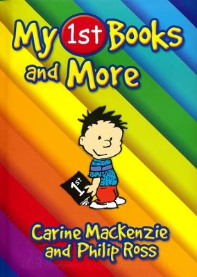 My 1st Books and More: A Year's Worth of Loving God and His Word  -     By: Carine Mackenzie, Philip Ross