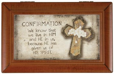 Confirmation, Live In Him Music Box  -