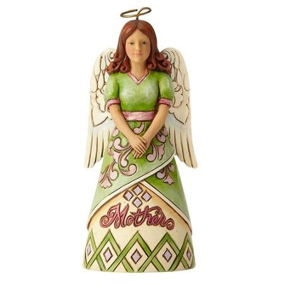 Heartwood Creek, Mother, First My Mother, Forever My Friend, Angel Figurine  -     By: Jim Shore