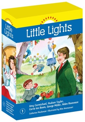 Little Lights - Box Set 1  -     By: Catherine MacKenzie
