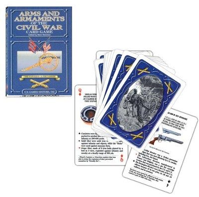 Arms and Armaments of the Civil War Card Game  -
