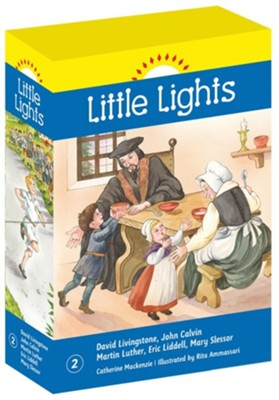 Little Lights - Box Set 2  -     By: Catherine MacKenzie