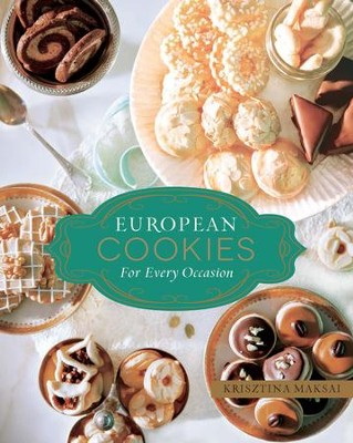 European Cookies for Every Occasion - eBook  -     By: Krisztina Maksai