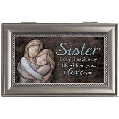 Sister, I Love You, Music Box  -