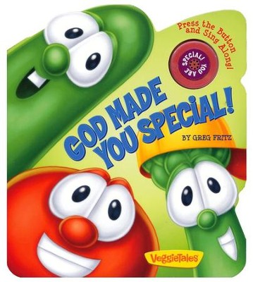 God Made You Special, Board Book  -