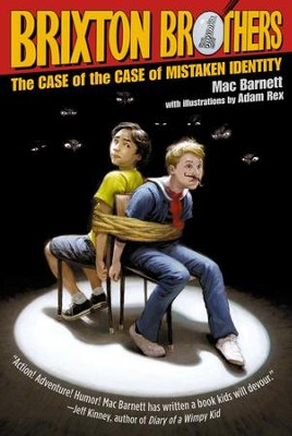 The Case of the Case of Mistaken Identity - eBook  -     By: Mac Barnett