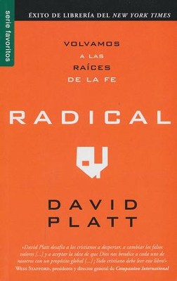 Radical, Edición de Bolsillo  (Radical, Pocket Edition)  -     By: David Platt