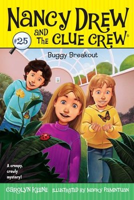 Buggy Breakout - eBook  -     By: Carolyn Keene