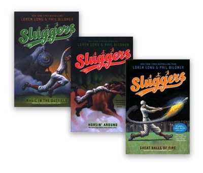 Sluggers Series 1-3   -     By: Loren Long, Phil Bildner