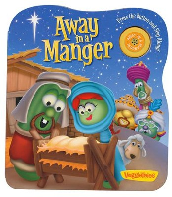 Away in a Manger   -     Illustrated By: Lisa Reed, Randle Paul Bennett