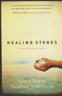 Healing Stones, Sullivan Crisp Series #1  - Slightly Imperfect  -