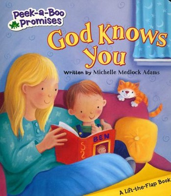 God Knows You   -     By: Michelle Medlock Adams