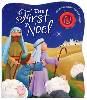 The First Noel  -     By: Traditional     Illustrated By: Nathalie Beauvois