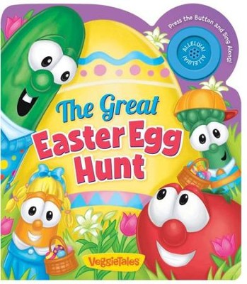 The Great Easter Egg Hunt  -     By: Melinda Rumbaugh