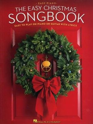 The Easy Christmas Songbook   -
