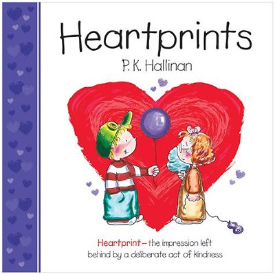 Heartprints  -     By: P.K. Hallinan