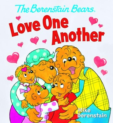 The Berenstain Bears Love One Another Board Book  -     By: Mike Berenstain