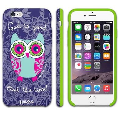 God Is Good, Owl iPhone 6 Case  -