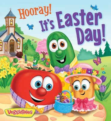 Hooray! It's Easter Day! Board Book  -     By: Kathleen Long Bostrom