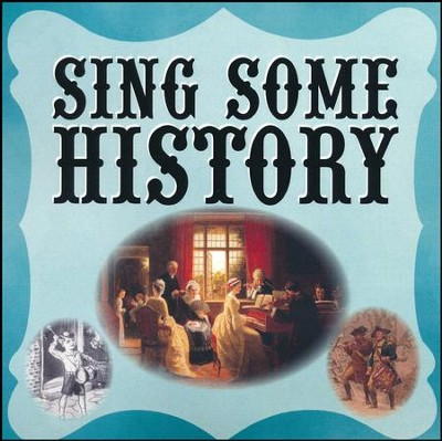 Sing Some History Audio CD   -