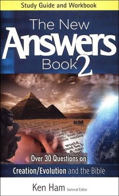 The New Answers Book 2, Study Guide and Workbook   -     By: Ken Ham