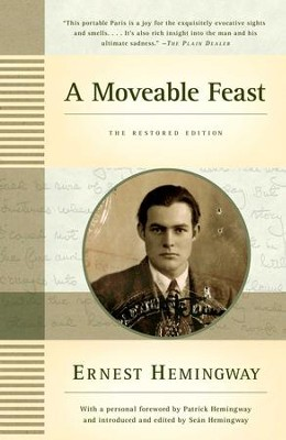 A Moveable Feast: The Restored Edition - eBook  -     By: Ernest Hemingway