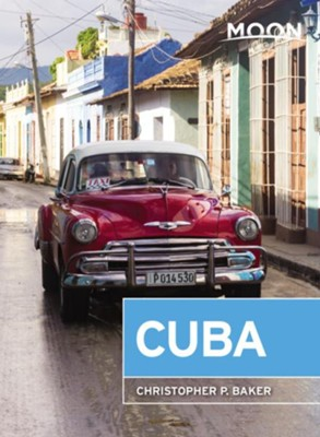 Moon Cuba - eBook  -     By: Christopher P. Baker