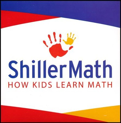 ShillerMath Songs Audio CD, Volume 1   -