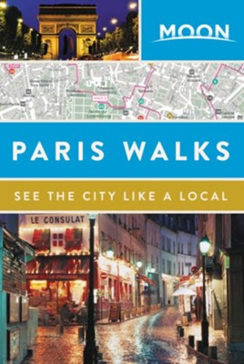 Moon Paris Walks - eBook  -