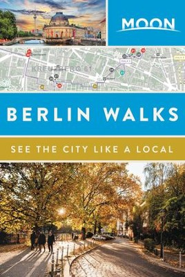 Moon Berlin Walks - eBook  -