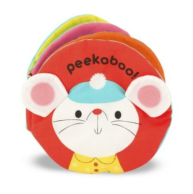Peekaboo, Cloth Book  -
