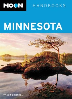Moon Minnesota - eBook  -     By: Tricia Cornell