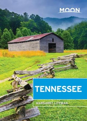Moon Tennessee - eBook  -     By: Margaret Littman