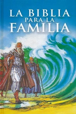 La Biblia para la Familia  (Children's Bible Story Book)  -     By: Alan Parry