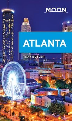 Moon Atlanta - eBook  -     By: Tray Butler