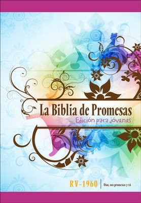 La Biblia De Promesas para Jovenes, Promise Bible for Young Women  -