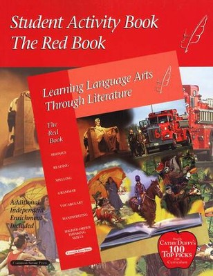 Learning Language Arts Through Literature, Grade 2, Activity Red   -     By: Susan S. Simpson, Debbie Strayer