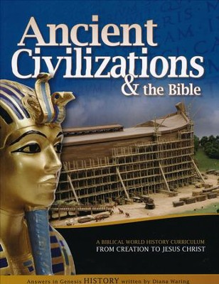 Ancient Civilizations & the Bible: Student Manual  -     Edited By: Gary Vaterlaus     By: Diana Waring