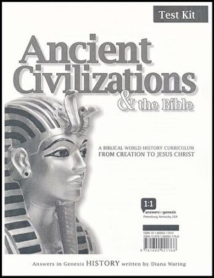 Ancient Civilizations & the Bible: Test Kit  -     Edited By: Gary Vaterlaus     By: Diana Waring